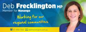 Deb Frecklington MP